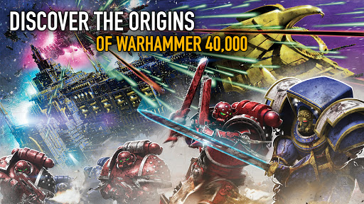 The Horus Heresy: Legions u2013 TCG card battle game  screenshots 11