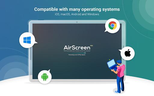 AirScreen - AirPlay & Cast & Miracast & DLNA apktram screenshots 10