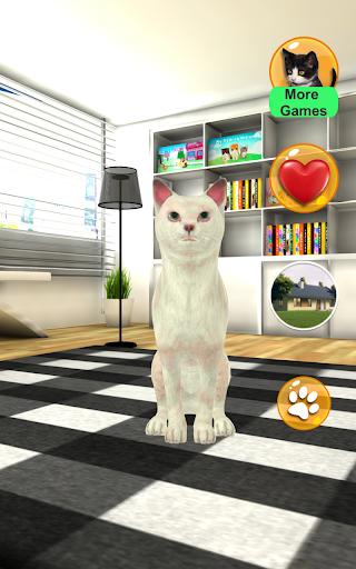 Talking Burmese Cat 1.0.2 screenshots 6