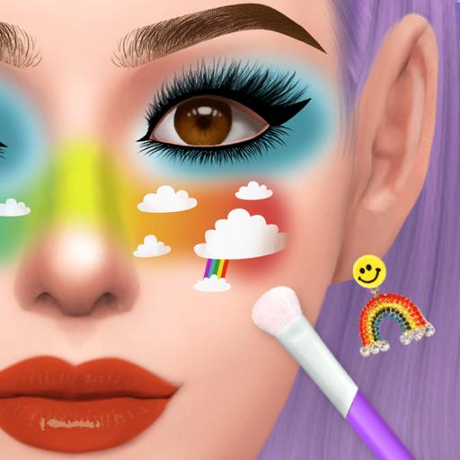 Fashion Makeup-Simulation Game