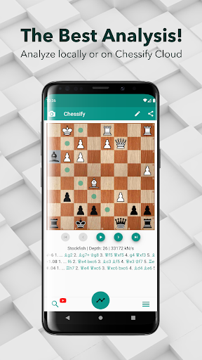 Magic Chess tools. The Best Chess Analyzer ud83dudd25 6.0.5 screenshots 1