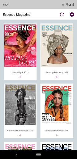 ESSENCE Magazine  screenshots 1