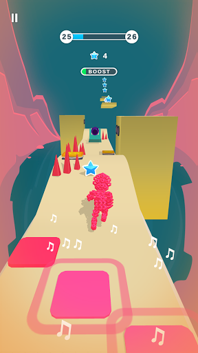 Pixel Rush - Epic Obstacle Course Game android2mod screenshots 5