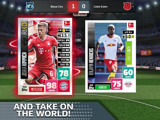 Bundesliga Match Attax 21/22 Apkfinish screenshots 17