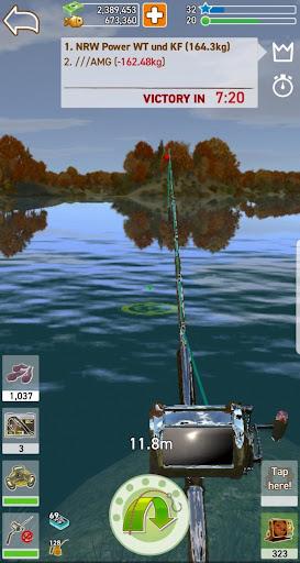 Télécharger Fishing Club - la pêche sportive en 3D depuis 2013 APK MOD (Astuce) screenshots 1