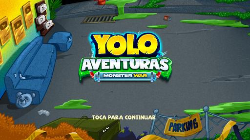 Yolo Aventuras: Monster War  screenshots 1