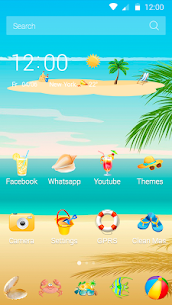Summer Beach Theme  For Pc   How To Install (Download Windows 7, 8, 10, Mac) 2