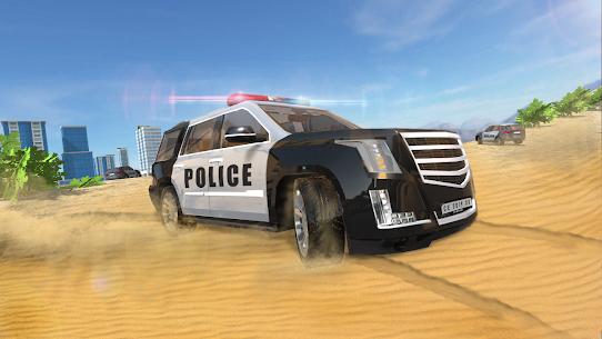 Car Simulator Escalade Driving 4