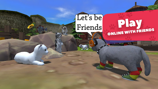Cat Simulator - Animal Life 1.0.1.4 screenshots 2