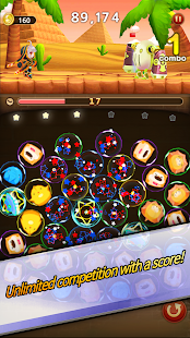 Match 3 Bubble Hunter
