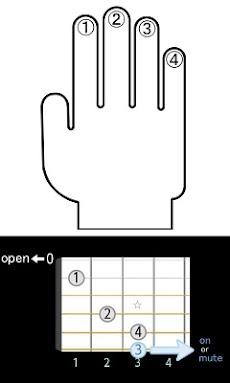 GChord (ギターコード) 旧バージョンのおすすめ画像4