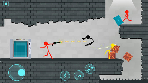 Supreme Stickman Fighting: Stick Fight Games 2.0 screenshots 7
