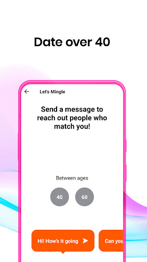 DateMyAgeu2122: Chat, Meet, Date Mature Singles Online 7.17.1 Screenshots 4