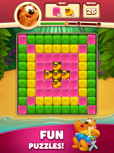 Toon Blast screenshots 9
