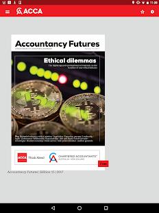 Accountancy Futures magazine