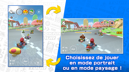 Télécharger Gratuit Mario Kart Tour APK MOD  (Astuce) screenshots 1