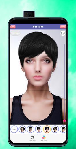 Face Makeup & Beauty Selfie Makeup Photo Editor 1.2 Screenshots 24