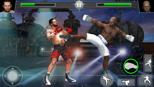 Kick Boxing Games: Boxing Gym Training Master  screenshots 2
