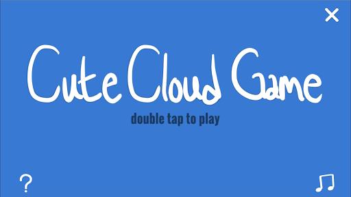 Télécharger Cute Cloud Game APK MOD (Astuce) screenshots 1