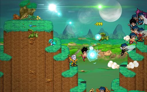 Code Triche Chú Bé Rồng (Astuce) APK MOD screenshots 1
