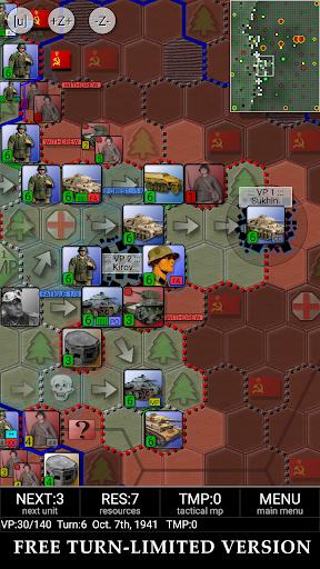 Battle of Moscow 1941 (free) by Joni Nuutinen 4.4.0.0 screenshots 1
