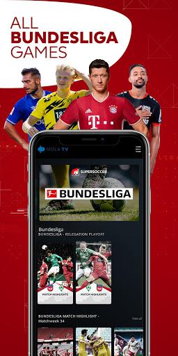 MOLA - Broadcaster Resmi Liga Inggris 2019-2022 android2mod screenshots 2