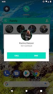 Contacts Widget – Quick Dial Widget – Speed Dial 1.8 Mod APK Latest Version 3