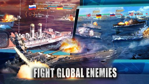 Warship Rising - 10 vs 10 Real-Time Esport Battle 5.7.2 screenshots 4