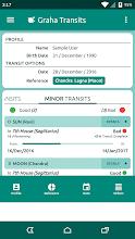 Graha Transits screenshot thumbnail