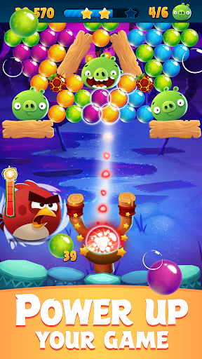 Angry Birds POP Bubble Shooter goodtube screenshots 4