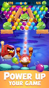 لعبة Angry Birds POP Bubble Shooter مهكرة Mod 4