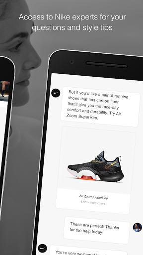 Nike  screenshots 4