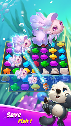 Fish Match - Home Design apklade screenshots 2