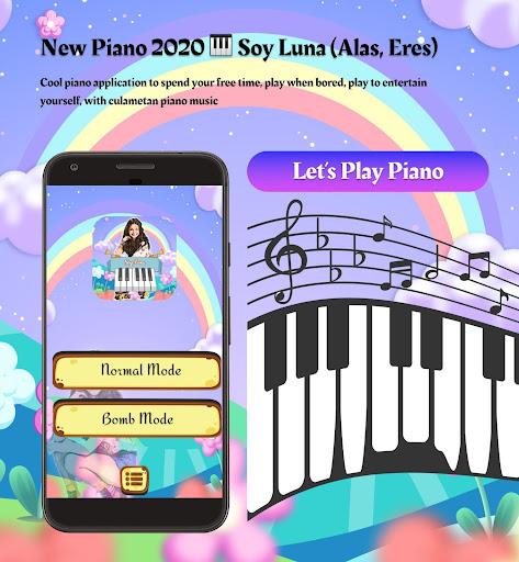 New Piano 2020 ud83cudfb9 Soy Luna (Alas, Eres) 1.0.0 screenshots 3