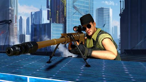 FPS Sniper 3D Gun Shooter :Shooting Games  screenshots 4