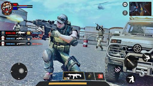 Black Ops SWAT - Offline Action Games 2021 1.0.5 screenshots 6