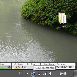Foto do Air Sens Mouse (Bluetooth)