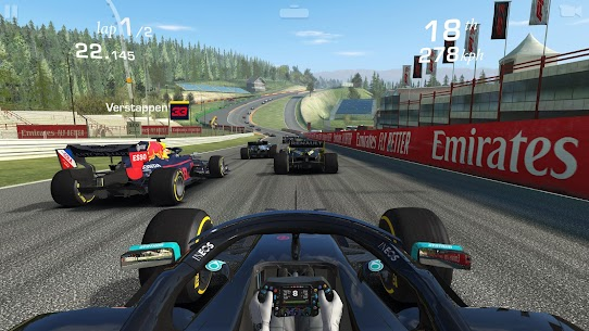 Real Racing  3 (MOD APK, Unlimited Money/ MOD MENU) v9.1.1 1