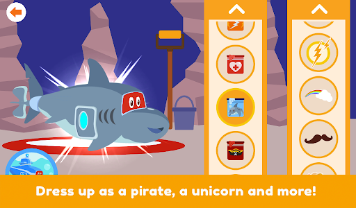Carl the Submarine: Ocean Exploration for Kids  screenshots 20