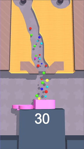 Dig in sand  - Free Ball games  screenshots 3