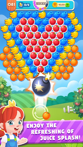 Bubble Blast: Fruit Splash 1.0.10 screenshots 5