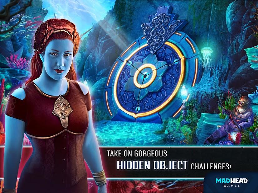Moonsouls: Lost Sanctum (Hidden Object Adventure)