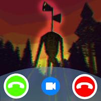 Calling Siren Head Prank simulation Video & Chat