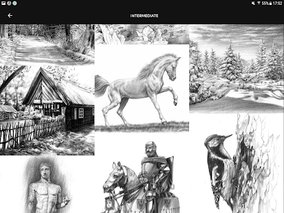 DrawBy - professional drawing step by step