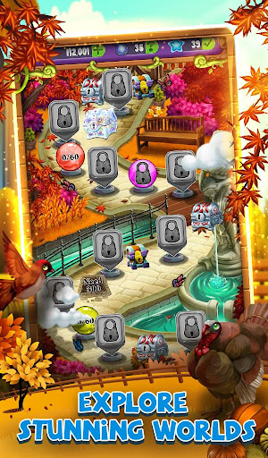Mahjong Solitaire: Grand Autumn Harvest  screenshots 9