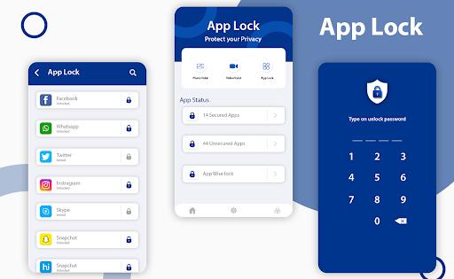 Fingerprint Applock apktram screenshots 1