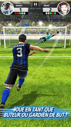 Code Triche Football Strike - Multiplayer Soccer (Astuce) APK MOD screenshots 2