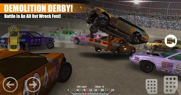 Demolition Derby 2 Screenshot