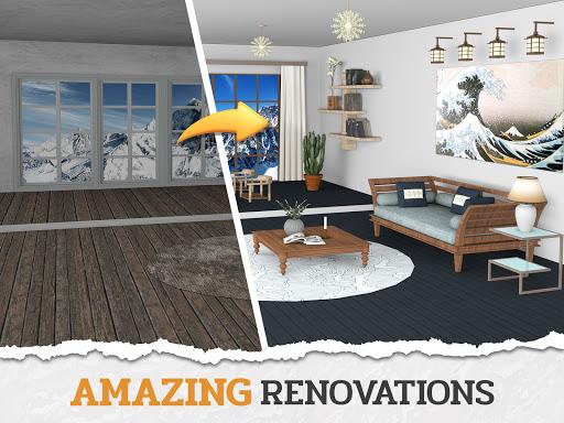 Design My Home Makeover: Words of Dream House Game apktram screenshots 5