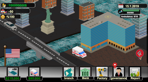 My Company Hospital Game 1.0.0.36 screenshots 1